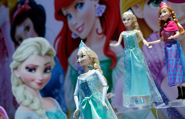 """Inappropriate times to sing """"Let It Go"""""""