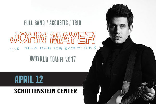 john mayer the search for everything world tour sunny 95. Black Bedroom Furniture Sets. Home Design Ideas