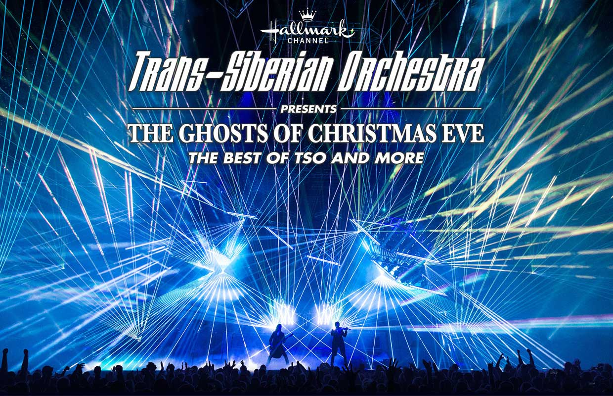 "Ricart Columbus Ohio >> Trans-Siberian Orchestra 2018 North American Tour ""THE GHOSTS OF CHRISTMAS EVE, The Best of TSO ..."
